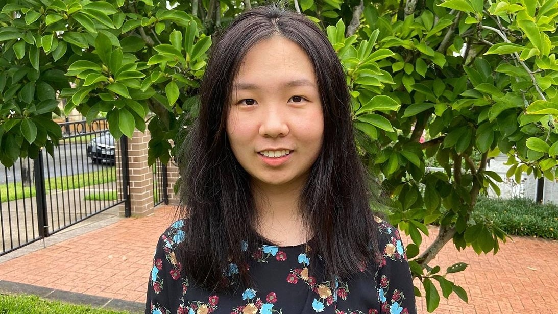Portrait of Sariena Ye.